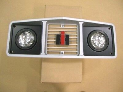 531217r1a Headlight Panel Assembly Ih 766 966 1066 1566 786 986 1086 1486 1586