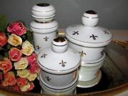 Porcelain Vanity Set