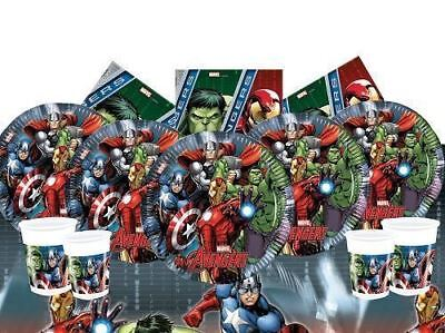 Marvel Avengers 2 Themed Children's Birthday Party Decorative - Avengers Themed Party