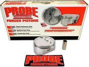 SBC Probe Pistons