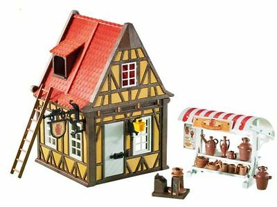 Playmobil Add On 6524 Pottery Shop - New, Sealed