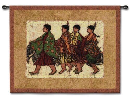 Native American Tapestry Ebay