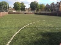 Friendly 5/6-a-side football every Sunday in Brixton