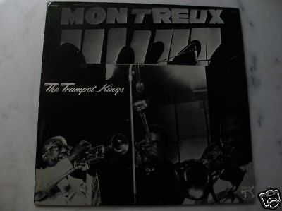 The Trumpet Kings At The Montreux Festival 1975, LP