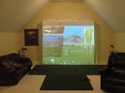 Ultimate Golf Impact Screen Frame 120 x 100 x 14*OPTISHOT*SKYTRAK *THEATER**