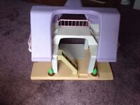 Vintage Little Tikes Dolls House and Furniture