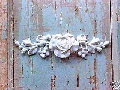 SHABBY & CHIC ROSE VINE FURNITURE APPLIQUE ONLAY
