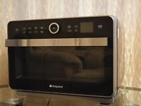 Hotpoint microwave grill 33l