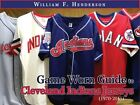 Cleveland Indians Game Used MLB Jerseys