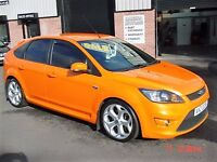 2009 Ford Focus ST3 2.5 Turbo 5dr****************ORANGE*****************