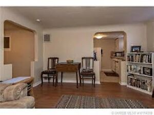 Charming walk-out suite in fantastic downtown location