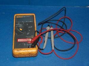fluke 77 multimeter user manual