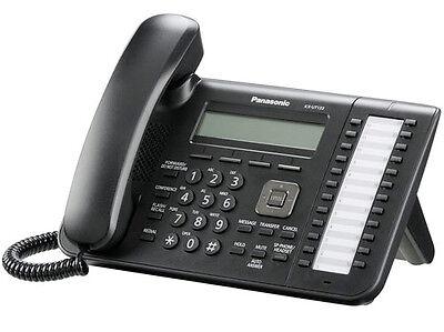 Panasonic Kx-ut133 Sip Phone 3 Line Display