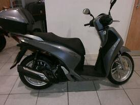 2013 Honda SH Scooter 125cc