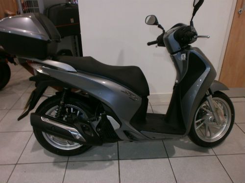 2013 Honda SH Scooter 125cc in Letchworth Garden City