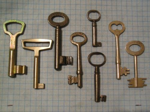 Awesome Hollow Barrel Cabinet Key