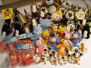 Job Lot Soft Toys