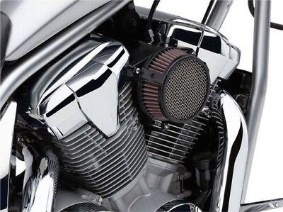 Cobra Black Plain Air Cleaner Intake for 2013-2014 Yamaha Bolt XV950 06-0267-03B