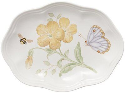 Lenox Butterfly Meadow Soap Dish, New, Free Shipping