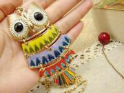 Owl Necklace Free Shipping