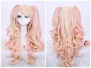 Pink Ponytail Cosplay Wig