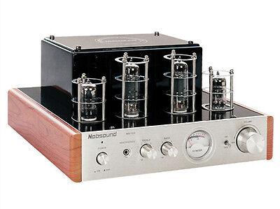 220V Hi-end Tube 25W+25W Integrated Amplifier Power Stereo Hybrid Hifi Tube -