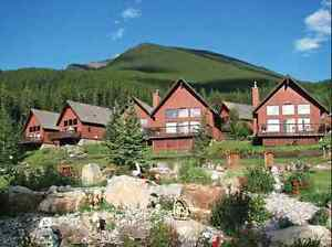 Banff / Canmore PRIVATE CHALET for Reading Break: Feb 18-25