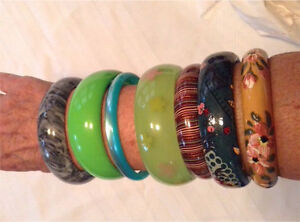 Colourful Bangles and Bracelets - $5 each