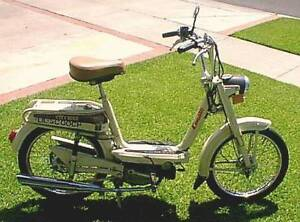 Looking for fellow moped owners