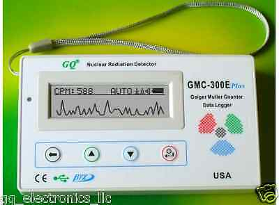 Gq Gmc-300e V4 Digital Geiger Counter Nulcear Radiation Detector Dosimeter