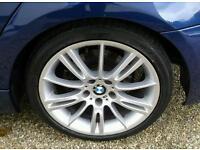 """Bmw mv3 18"""" alloy wheels mint"""