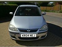 Vauxhall corsa automatic 1.2 2004