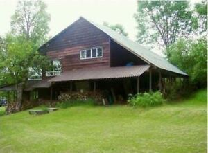 COTTAGE FOR SALE! Nature Retreat along the K and P trail! $135K