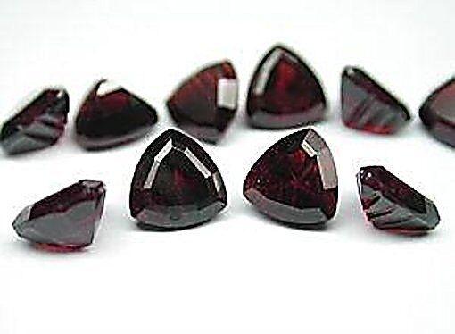 5 mm Trillion Pyrope Garnet Gemstone