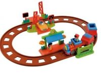 ELC HAPPYLAND COUNTRY TRAIN SET KIDS TOY RRP50 Business closing down SALE!!!!!!!