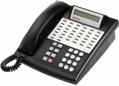 Refurbished Avaya 34d Partner Euro Phone New Handset 1 Yr Warranty