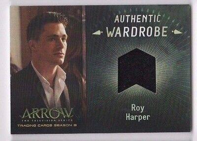 Cryptozoic Arrow Season 3 costume card M02 Roy Harper