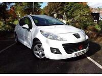 2010 Peugeot 207 1.4 Millesim 3 door Petrol Hatchback