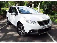 2017 Peugeot 2008 1.6 BlueHDi 100 Allure 5 door [Non Start Stop] Diesel Estate