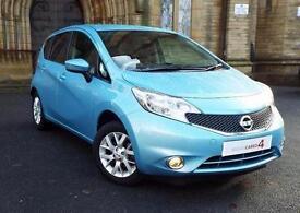 2013 Nissan Note 1.2 Acenta Premium 5 door Petrol Hatchback