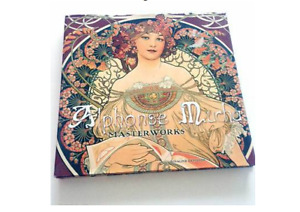 Alphonse Mucha - Coffee Table ART BOOK  (Kitsilano)