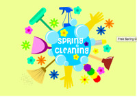 Regular/Spring/move in-out Cleaning Services licensed and bonded