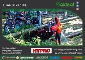 Hypro 450xl Tree Processor