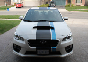 2017 Subaru WRX (Lease take over) with approx $4000 in extras