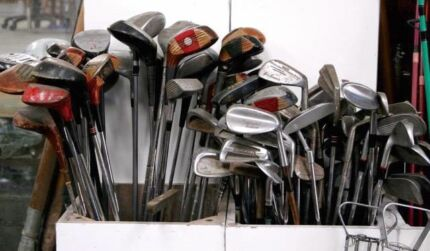 Golf club, golf balls and bags O'Connor Fremantle Area Preview