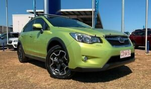 2014 Subaru XV G4X MY14 2.0i-S Lineartronic AWD Green 6 Speed Constant Variable Wagon Berrimah Darwin City Preview