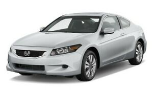 2010 Honda Accord EX-L Coupe (4 cylinder)