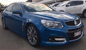 2013 Holden Commodore VF MY14 SS V Redline Blue 6 Speed Manual Sedan Buderim Maroochydore Area Preview