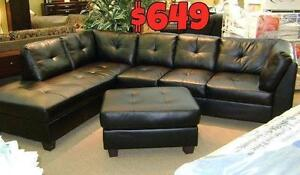 THIS WEEK ONLY ALL SECTIONALS SOFA ON SALE STARTING FROM $399 LOWEST PRICE GUARANTEE