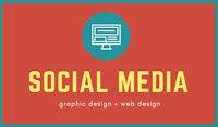 Marketing with Social Media And Graphic Design